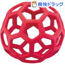 JWペットカンパニー ホーリーローラーボール L レッド(1コ入)【JWペットカンパニー】【送料無料】