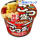 マルちゃん ごつ盛り ワンタン醤油ラーメン ケース(12コ入)【マルちゃん】
