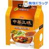 中華三昧 四川風味噌拉麺(3食入)