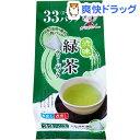 宇治森徳かおりちゃん 渋味緑茶ティーパック(4g*33袋入)