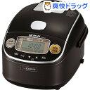 象印 3合炊き圧力IH炊飯ジャー NP-RX05-TD ダークブラウン(1コ入)【象印(ZOJIRUSHI)】【送料無料】