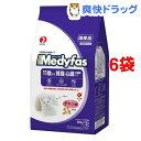 メディファス 11歳から老齢猫用 チキン味(300g*5袋入*6コセット)【メディファス】[キャットフード ドライ 下部尿路 国産]【送料無料】