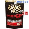 ザバス プロ ホエイプロテインGP バニラ味(378g(約18食分)*2コセット)