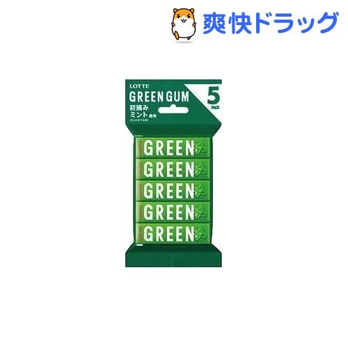 グリーンガム(9枚入*5パック)