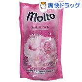 モルト 柔軟剤 リフィル ブロッサムピンク(900mL)【モルト(molto)】[柔軟剤]