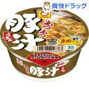 マルちゃん あつあつまめ豚汁うどん(ミニカップ)(1コ入)