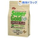スーパーゴールド チキンプラス シニア犬用(800g)【スーパーゴールド】