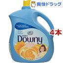 ショッピングダウニー ダウニー サンブロッサム(3.83L*4本セット)【ダウニー(Downy)】