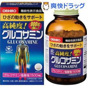 オリヒロ グルコサミン サプリメント コンドロイチ
