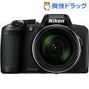ニコン デジタルカメラ クールピクス B600 ブラック(1...