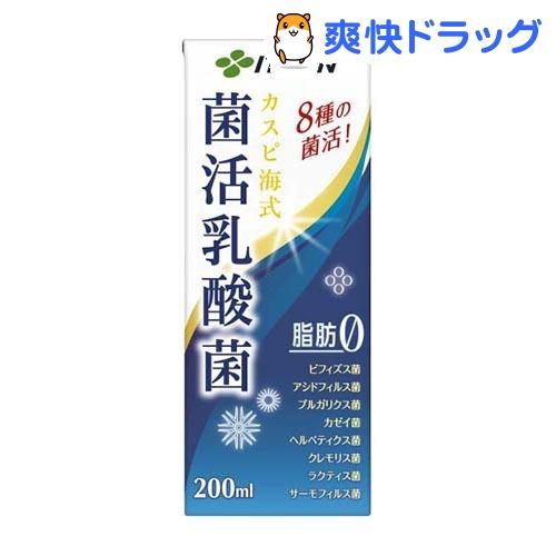 伊藤園 菌活乳酸菌(200mL*24本入)