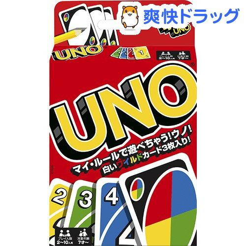 ウノカードゲーム B7696(1セット)【ウノ(UNO)】[ウノ おもちゃ]...:soukai:10513377