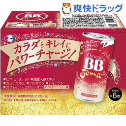 チョコラBB ジョマ(190mL*6本入)【チョコラ】