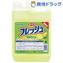ルーキーV フレッシュ ライムの香り 業務用(4L)【ルーキー】[台所用洗剤]