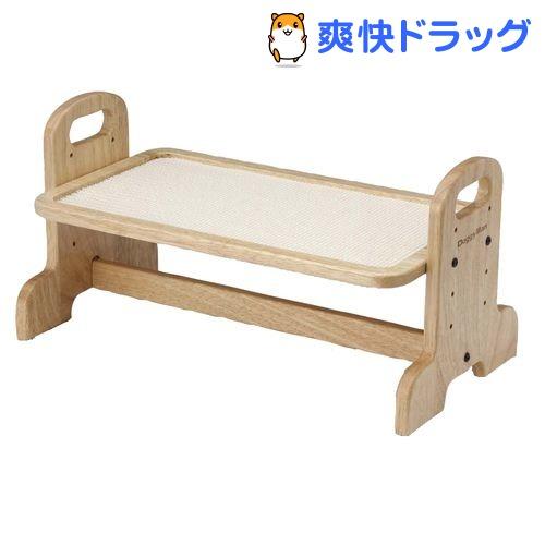 ウッディーダイニング M(1コ入)[ペット 食器台 テーブル]:爽快ドラッグ