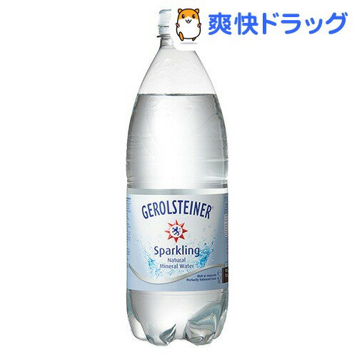 ゲロルシュタイナー 炭酸水(1L*12本入)【ゲロルシュタイナー(GEROLSTEINER…...:soukai:10151495