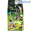 【訳あり】お手軽急須用 深蒸し緑茶 ティーバッグ(5g*32袋入)[お茶]