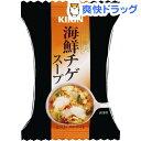 一杯の贅沢 海鮮チゲスープ 1食(7.5g)