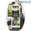 お部屋の消臭力 炭と白檀の香り(400mL)【消臭力】