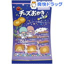 【企画品】ブルボン チーズおかき七夕 キキ&ララ(22枚入)