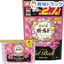 ボールド ジェルボール エレガントブロッサム&ピオニーの香り 本体+詰替セット(1セット)【ボールド】