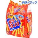 ミニポテロング しお味(18g*5袋入)[お菓子 おやつ]