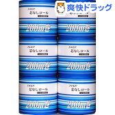 【お得】エルモア 芯なしロール シングル(6ロール)【エルモア】[トイレットペーパー シングル 日用品]