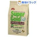 スーパーゴールド チキンプラス シニア犬用(2.4kg)【スーパーゴールド】【送料無料】