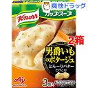 クノール カップスープ 男爵いものポタージュ(3袋入*2箱セット)【クノール】
