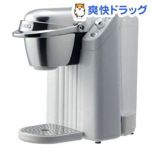 キューリグ 家庭用コーヒーマシン ネオトレビエ パンナホワイト BS-200W(1台)【キューリグ】【送料無料】