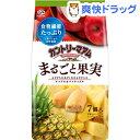カントリーマアム まるごと果実 アップル&パイナップル(7コ入)【カントリーマアム】