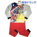 宇宙戦隊キュウレンジャー 光るパジャマ 杢グレー 120cm 42826(1枚入)【送料無料】