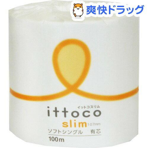 イットコ スリム 100m ソフト(1ロール)【イットコ】