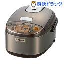 3合炊き IH炊飯ジャー NP-GH05-XT ステンレスブラウン(1台)【送料無料】