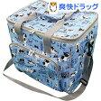 保冷バッグ ソフト クーラーボックス キーピー フレンチブル ブルー M-12429(1コ入)【送料無料】