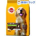 ペディグリー 大型犬用 元気な毎日サポート ビーフ&チキン&緑黄色野菜味(10kg)【ペディグリー(Pedigree)】【送料無料】