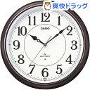 カシオ 掛時計 IQ-1051NJ-5JF(1コ入)【送料無料】