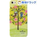 ホールマーク iPhone 5/5s専用ケース フクロウ JIP0010(1コ入)