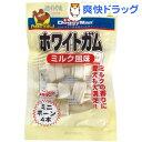 ドギーマン ホワイトガム ミルク風味 ミニボーン(4本入)【ドギーマン(Doggy Man)】[国産]