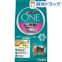 ピュリナワン キャット 優しく腎臓の健康サポート 11歳以上 チキン(2.2kg)【dalc_pur...