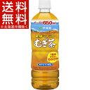 健康ミネラルむぎ茶(650mL*24本入)【送料無料(北海道、沖縄を除く)】
