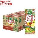 野菜生活100 青森りんごミックス(195ml*24本入)【野菜生活】