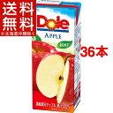 ドール アップル100%ジュース(200mL*36本入)