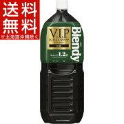 【訳あり】ブレンディ ボトルコーヒー VIPアイスコーヒー 無糖(2L*6本入)【ブレンディ(Blendy)】【送料無料(北海道、沖縄を除く)】