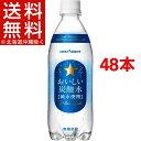 サッポロ おいしい炭酸水(500mL*48本セット)【送料無料(北海道、沖縄を除く)】