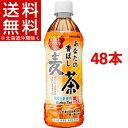 サンガリア あなたの香ばし麦茶(500mL*48本)【あなたのお茶】【送料無料(北海道、沖縄を除く)】