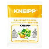 【ネコポス対応可】クナイプジャパン KNEIPP クナイプバスソルト オレンジ・リンデンバウムの香り 40g