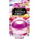 小林製薬 液体ブルーレットアロマ 心ときめくプリンセスアロマの香り 無色の水 本体