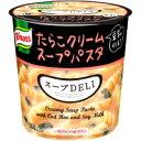 味の素 クノール スープデリ たらこクリーム スープパスタ * 6コセット