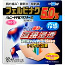 【第2類医薬品】オムニードFBプラスターα 16枚 [テイコクファルマケア]